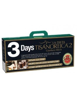 TISANOREICA 2- 3 DAYS BAULETTO
