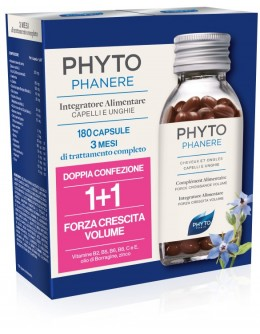 PHYTOPHANERE CAPELLI/UNGHIE 90+90 CAPSULE