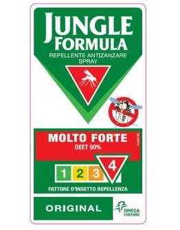 JUNGLE FORMULA MOLTO FORTE SPRAY 75ML
