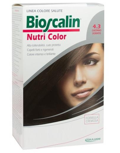BIOSCALIN NUTRICOL 4.3 CASTANO DORATO