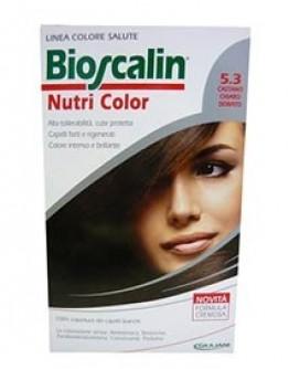 BIOSCALIN NUTRICOL 5,3 CASTANO CHIARO DORATO