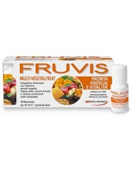 FRUVIS Energ&Vital.12 Fl.10ml