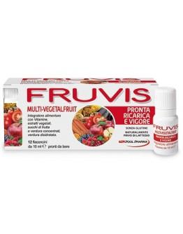 FRUVIS Ricar&Vigore 12 Fl.10ml