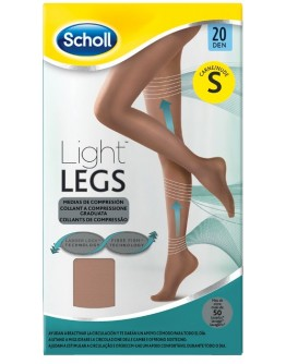 SCHOLL COLLANT LIGHT 20D CARNE S