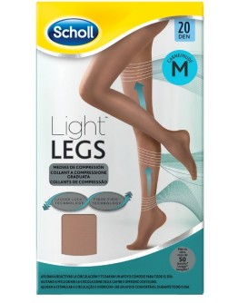 SCHOLL COLLANT LIGHT 20D CARNE M