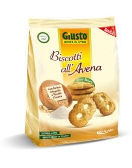 GIUSTO SENZA GLUTINE BISCOTTI ALL'AVENA 250G