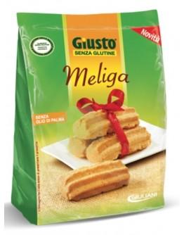 GIUSTO SENZA GLUTINE BISCOTTI MELIGA 150G