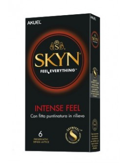 AKUEL SKIN Intense Feel 6pz