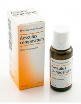 AESCULUS Comp.Gtt 30ml HEEL