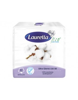 LAURELLA Ass.Cot.Ultra GG 12pz