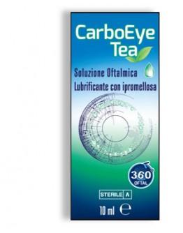 360 OFTAL srl CARBOEYE TEA SOLUZIONE OFTALMICA 10ML