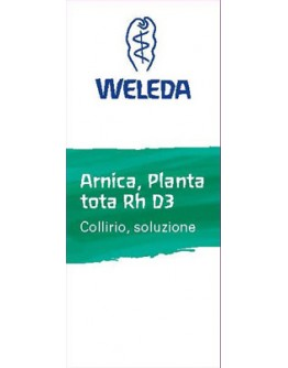 WELEDA Arnica Planta Tota Rh D3 Collirio 10ml