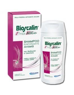 BIOSCALIN TRICO-AGE 45+ SHAMPOO 200+200ML