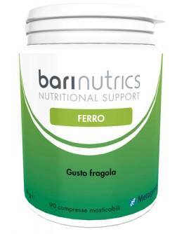 BARINUTRICS FERRO FRAGOLA90Cpr
