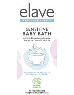 ELAVE Baby Bath 400ml