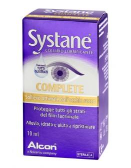 ALCON SYSTANE COMPLETE COLLIRIO LUBRIFICANTE 10ml