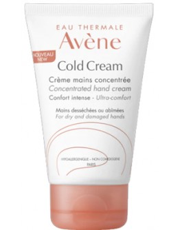 AVENE COLD CREAM CREMA MANI CONCENTRATA 50ML