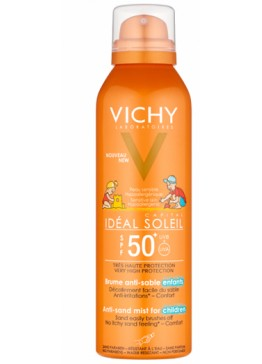 VICHY IDEAL SOLEIL SPRAY ANTI-SABBIA BAMBINI PROTEZIONE SPF50+ 200ML