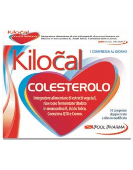 POOL PHARMA KILOCAL COLESTEROLO 30 COMPRESSE