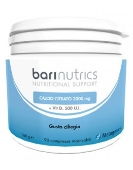 BARINUTRICS CALCIO CIL 90 Cpr