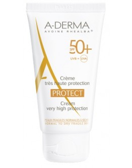 ADERMA PROTECT AD CREMA 50+ 40ML
