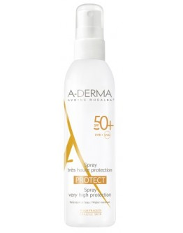ADERMA PROTECT ASD SPRAY 50+ 200ML
