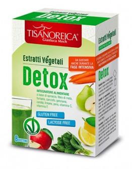 TISANOREICA Est.Veg.Detox 8Bs
