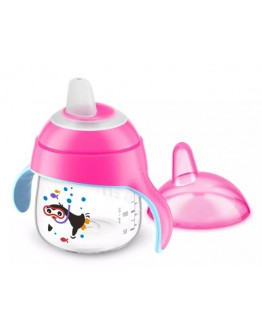 AVENT Tazza Becc.Dec.Azz.200ml