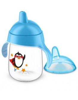 AVENT Tazza Becc.Dec.Azz.340ml