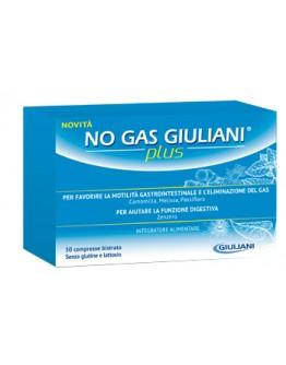GIULIANI NO-GAS Plus 30 Cpr