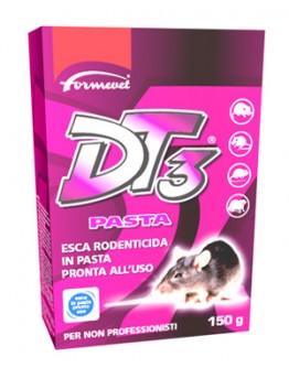DT3 Pasta Rodenticida 15 Bust.