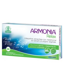 ARMONIA RELAX 24 Cpr 1mg