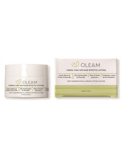 OLEAM Crema Viso A-Age iv100ml