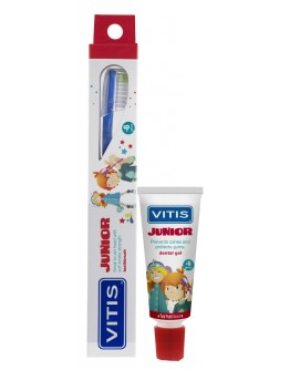 VITIS Junior Spazz+Gel 15ml