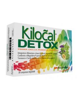 KILOKAL Detox 30 Cpr