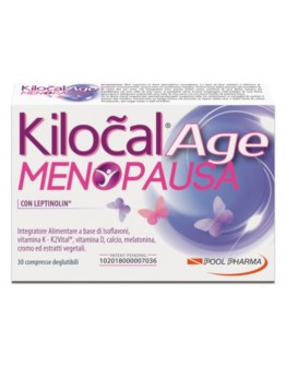 KILOKAL Age Menopaua 30 Cpr