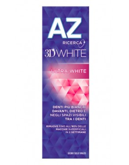 AZ Dentifricio 3D White Ultra White 75 ml